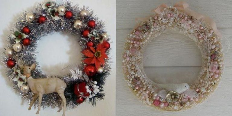 50 awesome christmas wreaths ideas for all types of d cor for Different xmas decorations