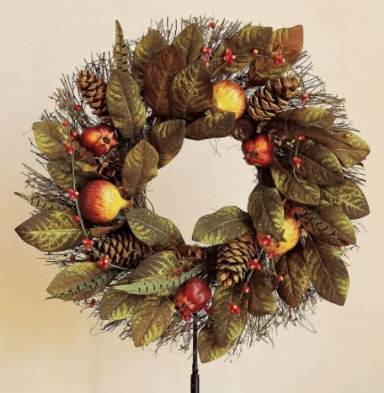50 Awesome Christmas Wreaths Ideas For All Types Of Décor - 22 ...