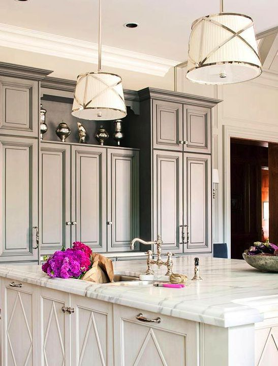Good Beautiful Glam Kitchen Design Ideas To Try