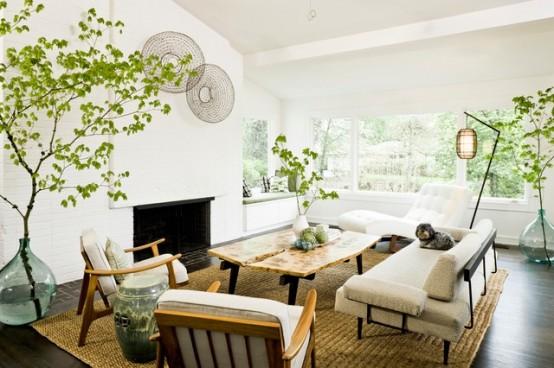 Beautiful Greenery Home Decor Ideas