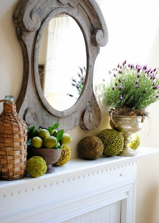 Bring Spring In: 27 Beautiful Greenery Touches For Your Home