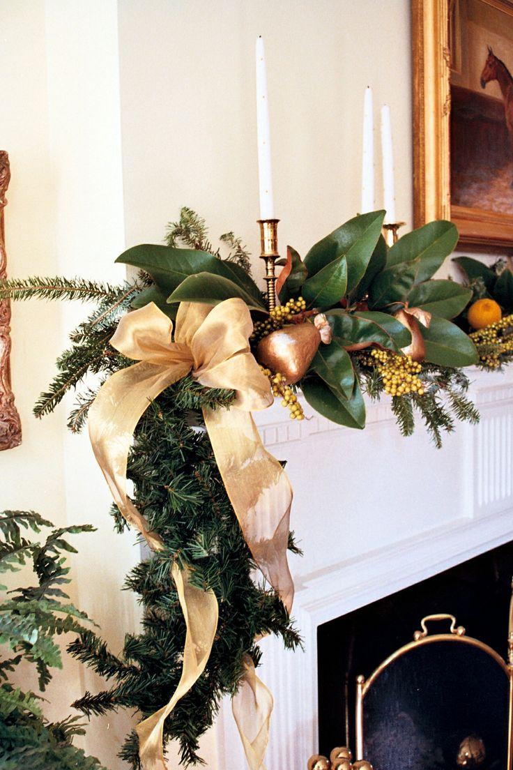 Southern Style Holidays 30 Beautiful Magnolia Decorations