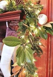 Beautiful Magnolia Decorations