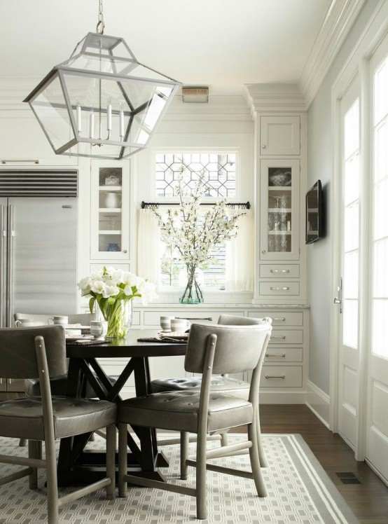 Beautiful Neutral Dining Room Designs DigsDigs - 35 stylish neutral living room designs digsdigs