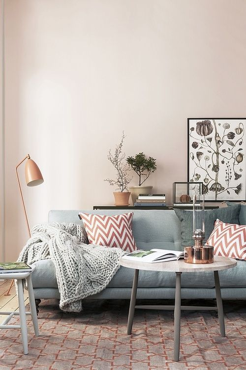 45 beautiful scandinavian living room designs - Scandinavian Living Room