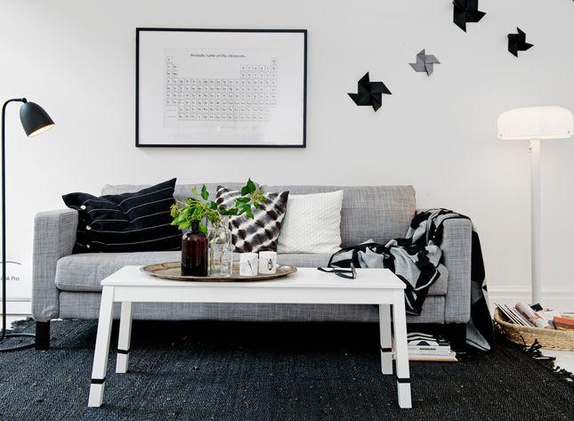 Beautiful Scandinavian Lixing Room Designs