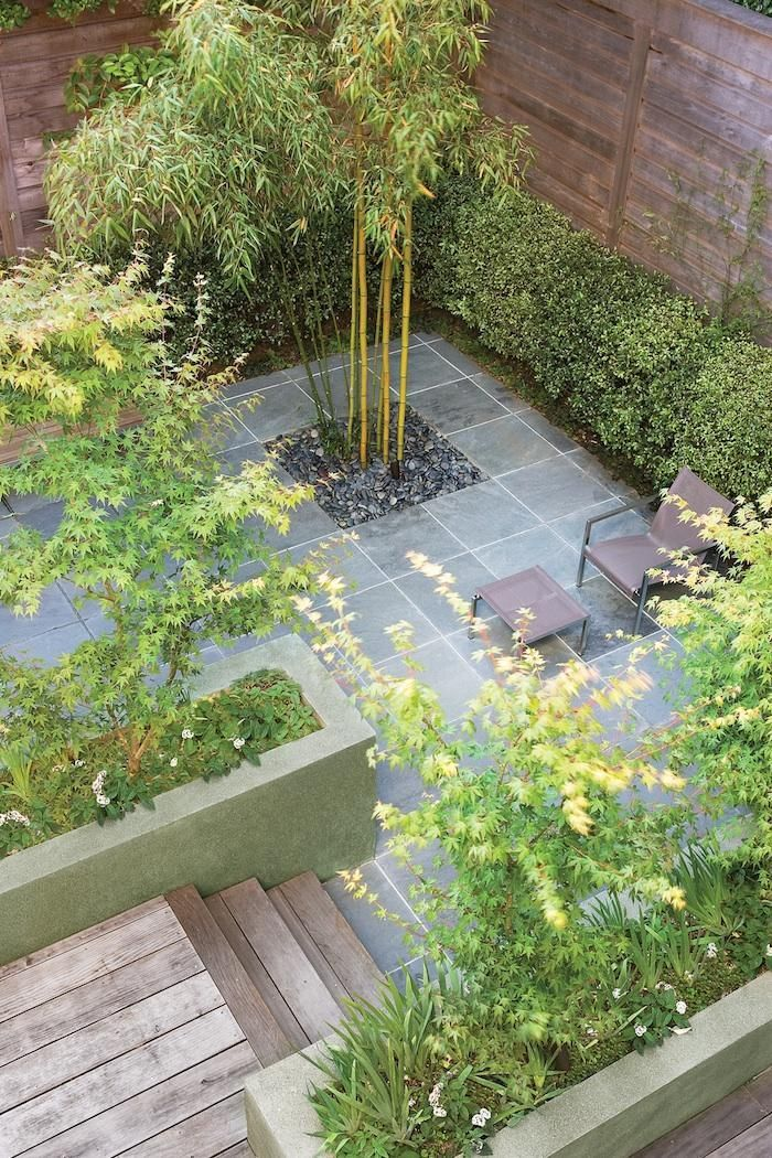 Beautiful townhouse courtyard garden designs digsdigs for Courtyard landscape design