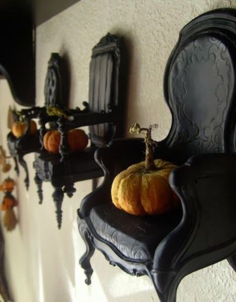 Antique Halloween Decorations