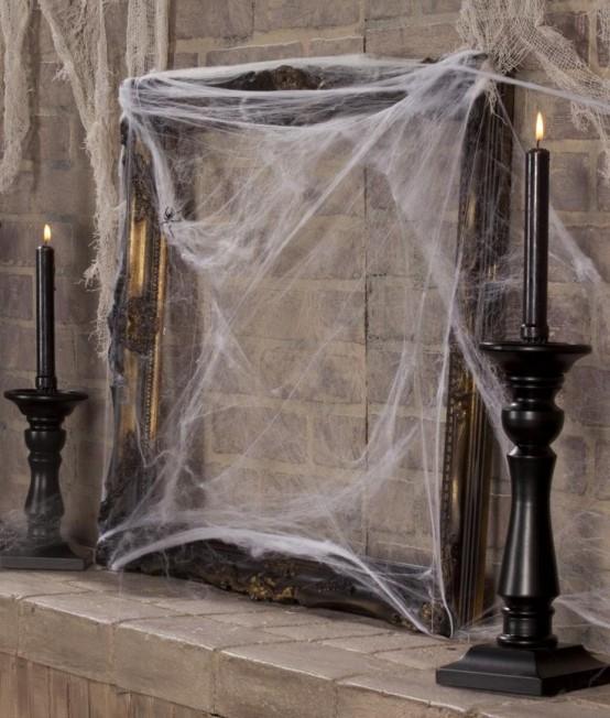 Beautiful Vintage Halloween Decor Ideas