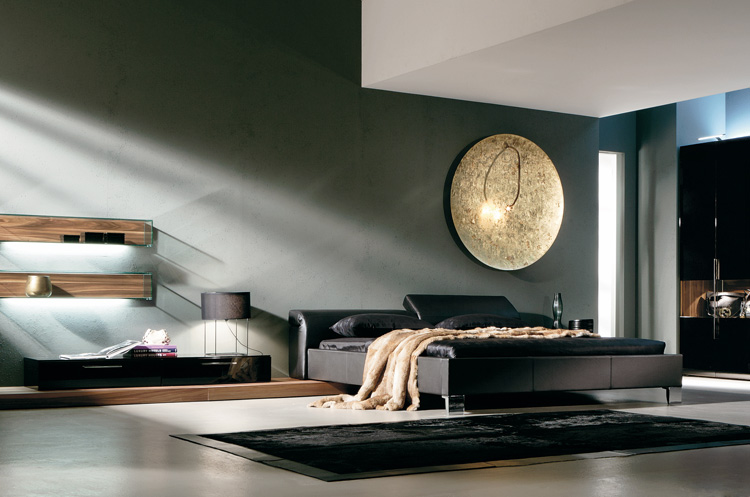 Colorful Bedroom Design Ideas by Huelsta