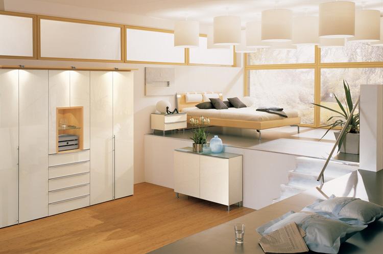 Warm bedroom decorating ideas by huelsta digsdigs for Weird bedroom designs