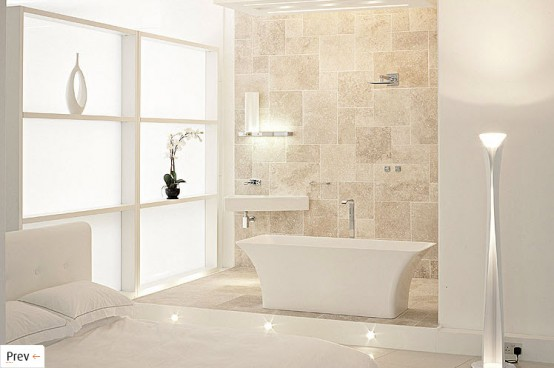 Beige Bathroom Ideas | 43 Calm And Relaxing Beige Bathroom Design Ideas Digsdigs