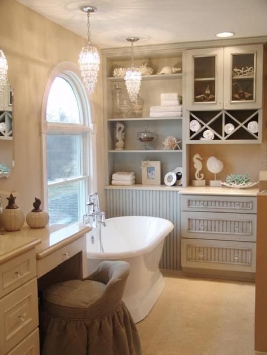 43 Calm And Relaxing Beige Bathroom Design Ideas - DigsDigs on Small:j8V-Fokdwly= Bathroom Renovation Ideas  id=19171