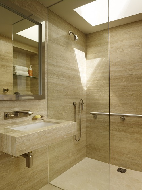 61 Calm And Relaxing Beige Bathroom Design Ideas Digsdigs