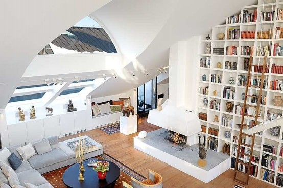 7 Best Apartment Designs of 2011