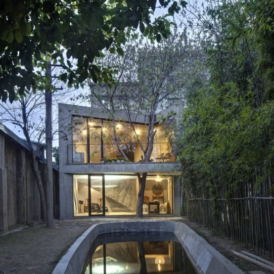 Best House and Apartment Designs of October 2012
