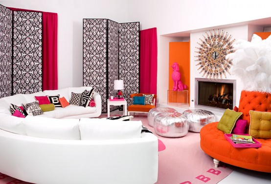 5 The Most Colorful Living Spaces of 2010