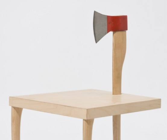 Design As Art: Best Friends Chair By Martin Mostböck