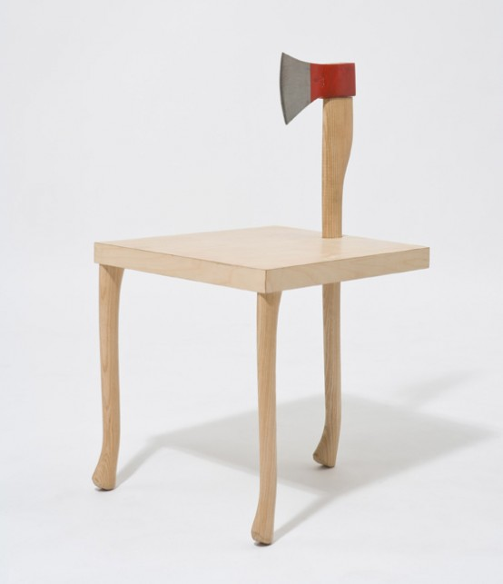 Best Friends Chair By Martin Mostbock