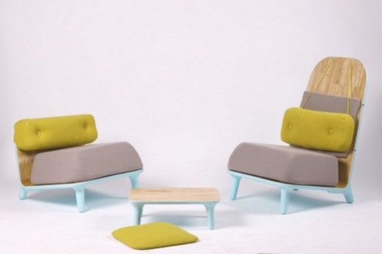 Best Furniture, Product and Room Designs of May 2011
