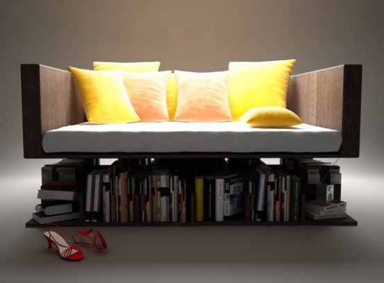 5 The Most Creative Seating Solutions of 2011