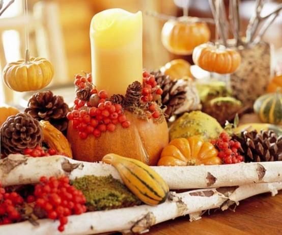 Best Thanksgiving Centerpieces