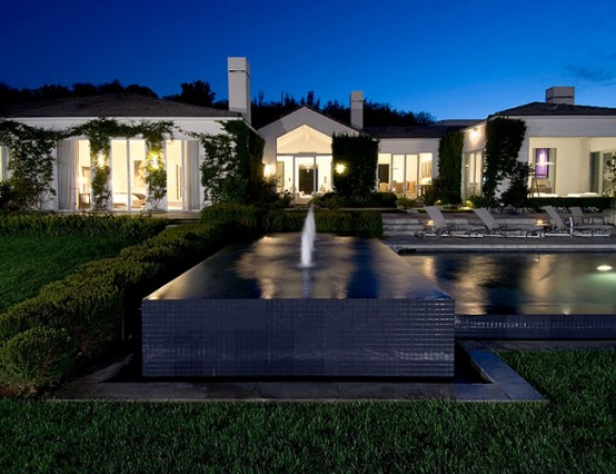 Beverly Hills Residence for Celebrities
