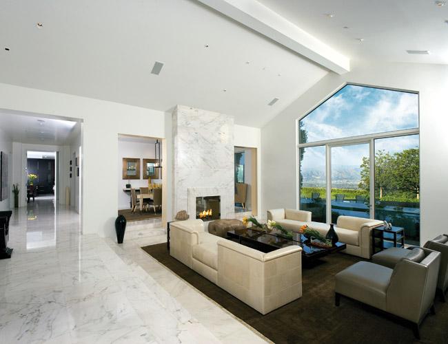 nazarian residence interior