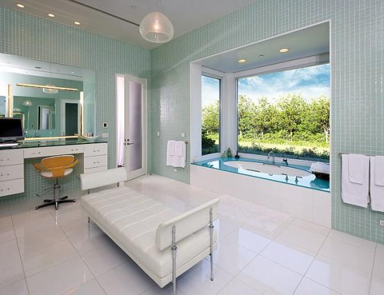 Interiors former Jennifer Lopez residence