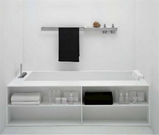 Biblio Minimalist Bathtub