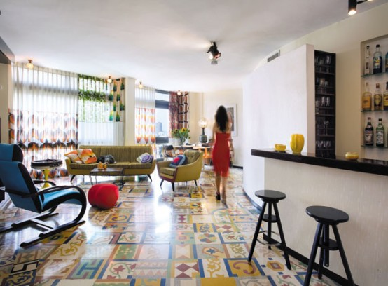 Big Aparment With Creative Interior