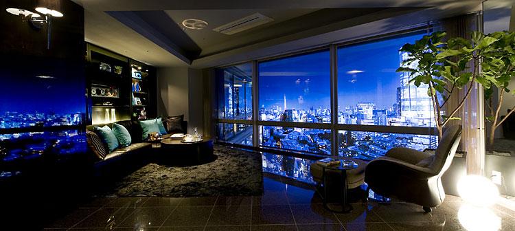 Big Apartment Luxury Interior Design in Tokyo