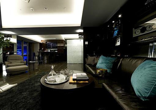 Big Apartment Interior Design In Tokyo