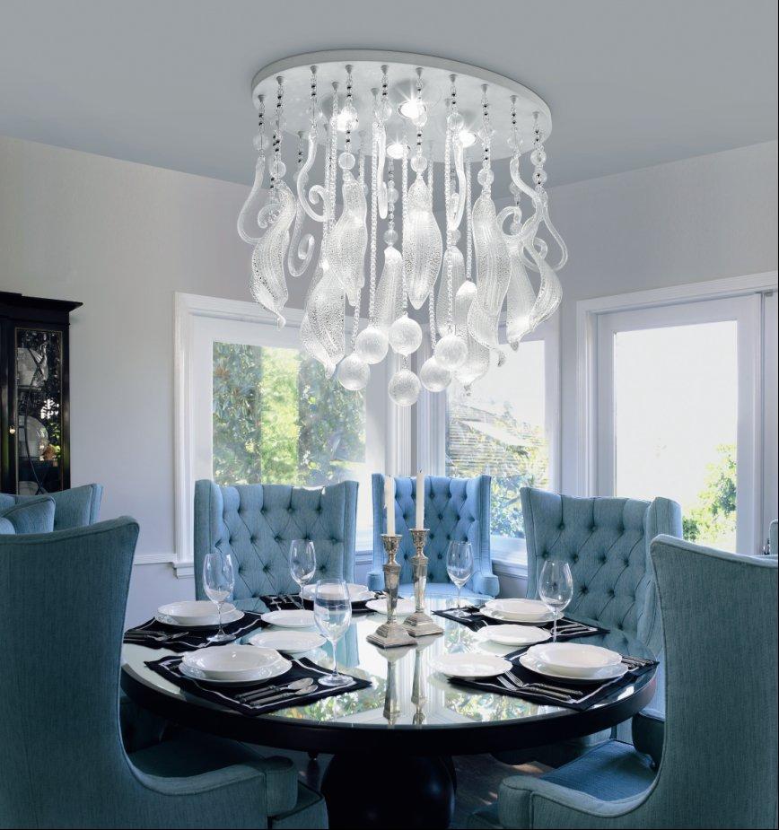 Big Luxury Lamp From Gallery Verti d'Arte