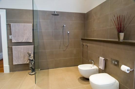 big bathroom victorian style