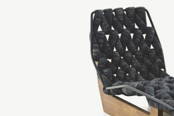 Biknit Chair Redefines Comfort Luxury And Elegance