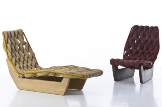 Biknit Chaise Lounge For Having A Cozy Nap