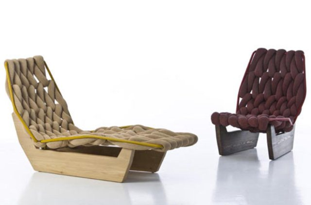 Biknit Chaise Lounge For Having A Cozy Nap