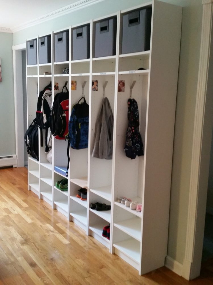 37 awesome ikea billy bookcases ideas for your home digsdigs. Black Bedroom Furniture Sets. Home Design Ideas