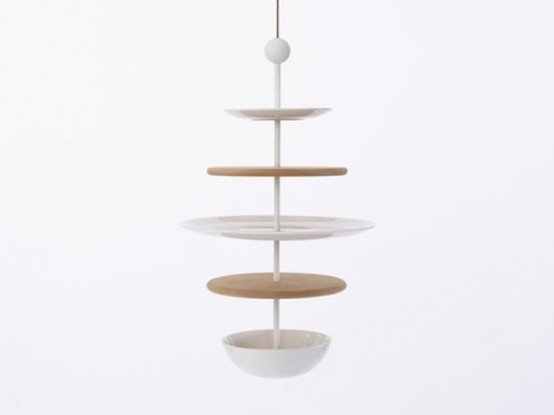 Contemporary Bird Feeders In Shapes Of Tableware Digsdigs