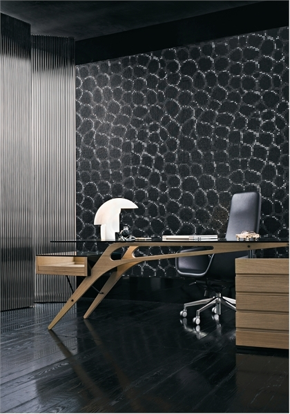 Decorating Rooms With Mosaic Glass Tiles From Bisazza Digsdigs