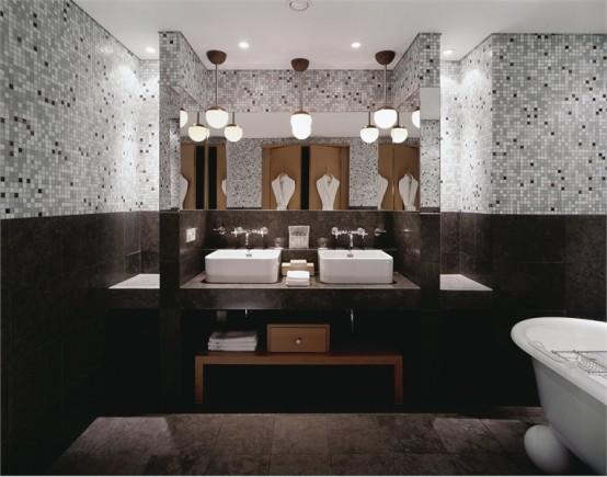ershing Hall Mozaic