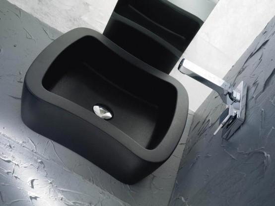 Black Bathroom Suite Nutty From Axa
