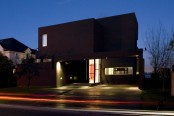 Black House For Young Couple
