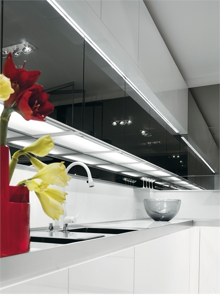 Black White Kitchen Design