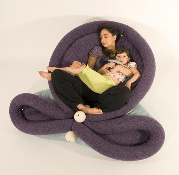 Picture Of blandito cozy cushion that turns you ino a burrito  4