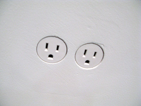 Minimalistic Outlet Digsdigs
