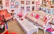 Bohemian Like Colorful Living Room