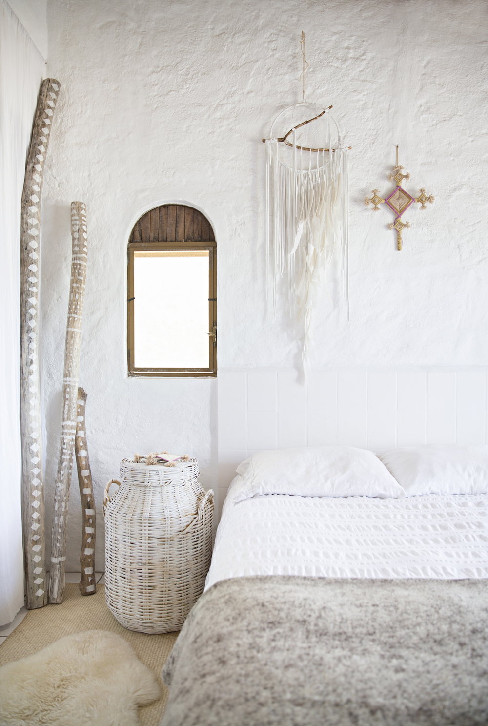 Boho chic home with mexican decor touches digsdigs - Boho chic deco ...