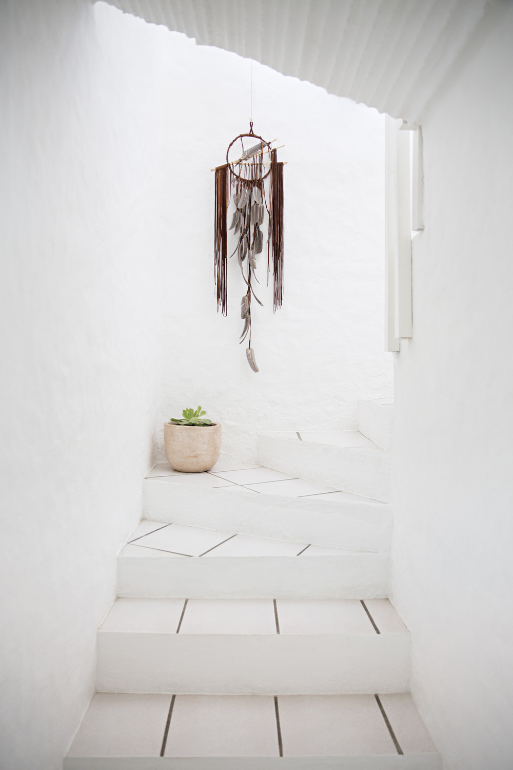 Boho Chic Home With Mexican Decor Touches